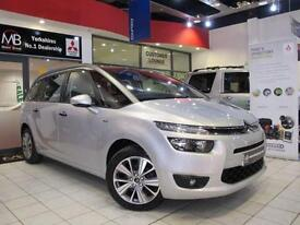 2014 CITROEN GRAND C4 PICASSO 1.6 e HDi 115 Airdream Exclusive 5dr