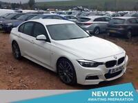 2014 BMW 3 SERIES 320d M Sport Step Auto
