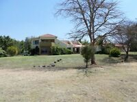 elegant 4 bedroom home to rent on premium golfing estate in Harare Zimbabwe