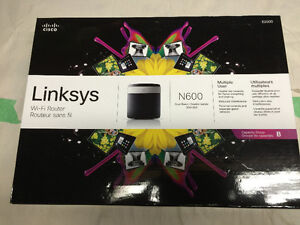 Linksys E2500 (N600) Advanced Dual-Band Wireless-N Router