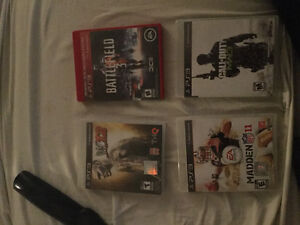 Xbox one games and PS3