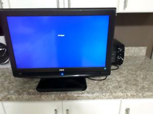 RCA 26INCH lcd TV