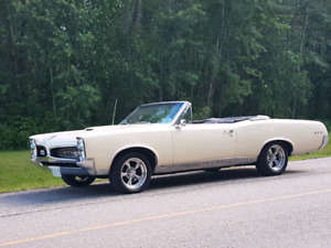 1967 GTO FACTORY***4-SPEED*** CONVERTIBLE