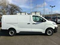 2019 Vauxhall Vivaro 2900 1.5d 100PS Edition H1 Van Panel Van Diesel Manual