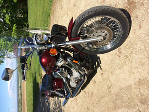1995 DYNA SUPERGLIDE FXD