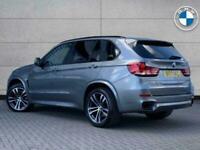 2017 BMW X5 SERIES X5 M50d SUV Diesel Automatic