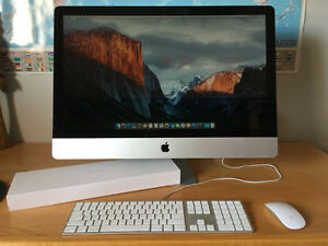"""Apple 27"""" iMac 2.93 GHz (mid-2010)"""