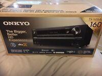 Onkyo TX-NR646 A/V receiver - BRAND NEW