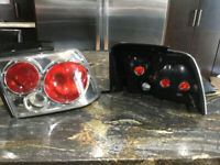 Euro style tail light lens for '00 - '04  Ford Mustang