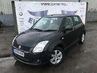 2009 SUZUKI SWIFT 1.5 GLX 5 DOOR 5 SERVICE STAMPS LOW INSURANCE HATCHBACK PETROL