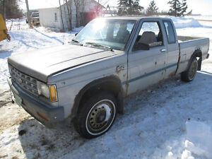 parting 83 S10 4x4