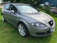 Seat Leon 1.6 2008MY Essence Absolute BARGAIN