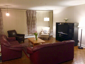 LARGE 3 1/2 all inclusive for summer sublet - April 1 or May 1