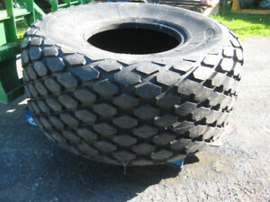 Assortment of LARGE Tires