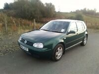 Golf GTI year 2000 years mot. £550 looking for quick sale
