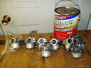 Carburateurs pour souffleuses moteur tecumseh 8 à 10.5 HP.