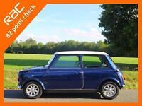 1996 Mini MAYFAIR Modern Classic Mini Mayfair 1.3i Auto Air Con Very Rare Freshl