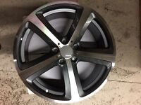 """19"""" Alloy Wheels - Set Of 4x For Vw Transporter T5 / Bmw - £350"""