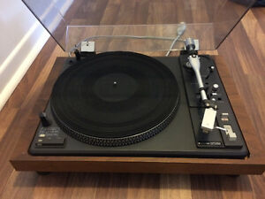 Vintage Kenwood direct drive KP-5022A turntable