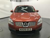 Nissan Qashqai 2.0 Acenta 5dr CVT