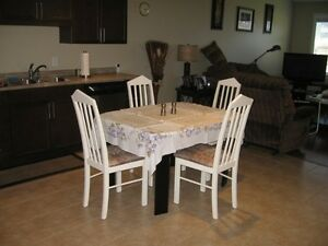 Dining Set With Chairs