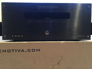 Emotiva XPA-1 For Sale