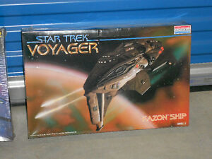 Star Trek Models New in Box