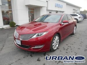 2014 Lincoln MKZ 2.0
