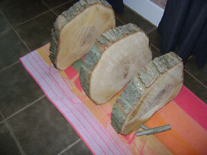 Wedding decorations/wood slices/center-pieces Kitchener / Waterloo Kitchener Area image 3