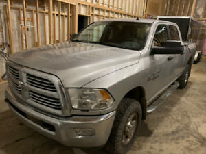 "2013 Ram 2500 SLT Plus 4x4 with 8.4"" Nav/Backup Cam/Remote Start"