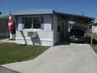 ZEPHYRHILLS FLORIDA MOBILE HOME BAR