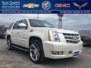 2013 Cadillac Escalade 4DR AWD   - Certified - BLUETOOTH -  LEAT