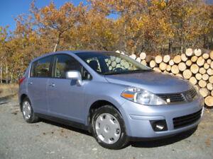 2009 Nissan Versa Hatchback