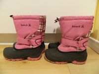 Brand names boots and shoes for girls.