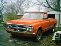 67 to 72 gmc parts wanted
