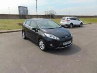 Ford Fiesta 1.25 ( 82ps ) 2009MY Zetec