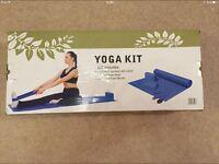 Beginners Yoga Kit