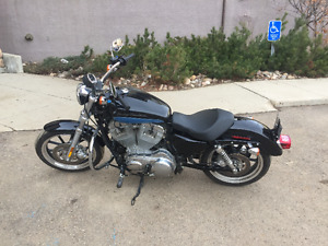 2012 Sportster SuperLow - Ultra Low Km - Amazing Condition