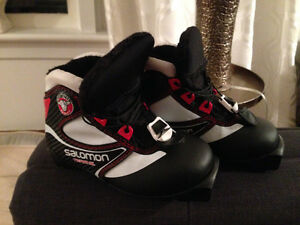 Kids Salomon Team QL boots - size 11