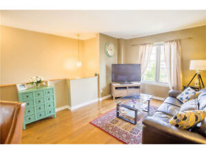 2 bedroom + finished walk out family room - Bells Corners