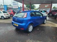 2012 Fiat Punto 1.4 Easy 3dr HATCHBACK Petrol Manual