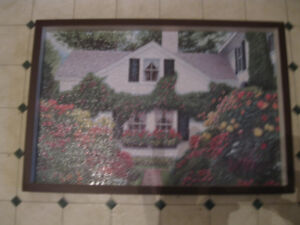 Framed Picture Puzzles