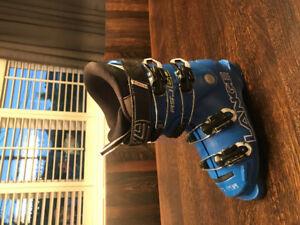 Bottes de ski alpin compétition JR