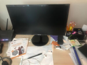 Almost New Samsung Monitor