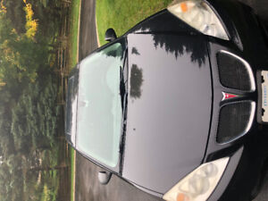 2006 Black Pontiac G6 -145,000KM As Is.