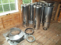 Chimney Pipe $650 or trade for Old Town canoe or kayak