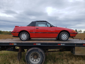 1991 Capri convertible for sale $1000