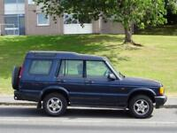 1999 T Land Rover Discovery 2.5Td5 S (5 seat)..GOOD RUNNER..MOT OCTOBER 2018