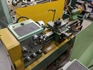 Used MAS 65 Lathe Made In Italy