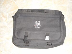 Laptop Messenger Carry Bag Mississauga Ice Dogs OHL